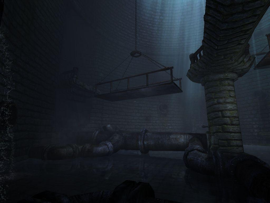 Amnesia: The Dark Descent - Il buio
