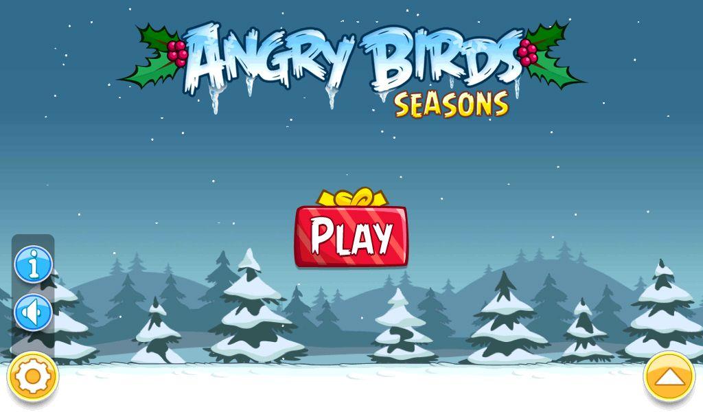 Angry Birds - La versione natalizia