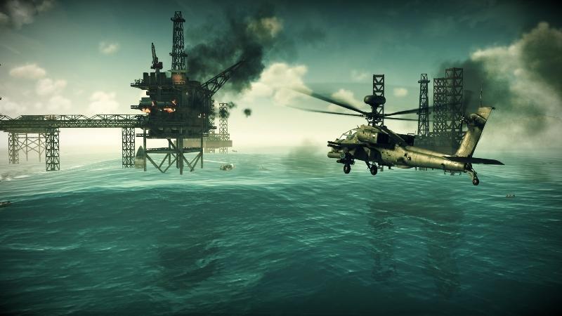 Apache: Air Assault - Altre immagini
