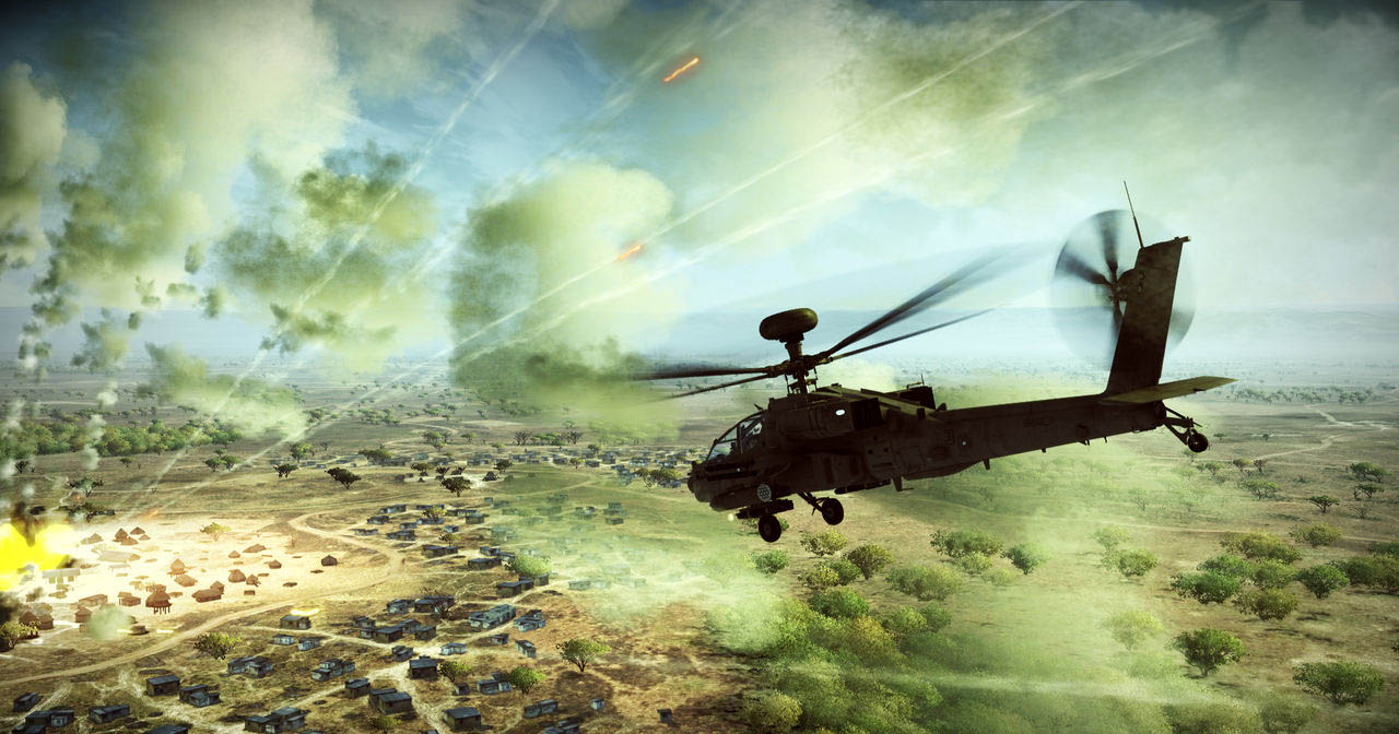 Apache: Air Assault - Colpi in volo