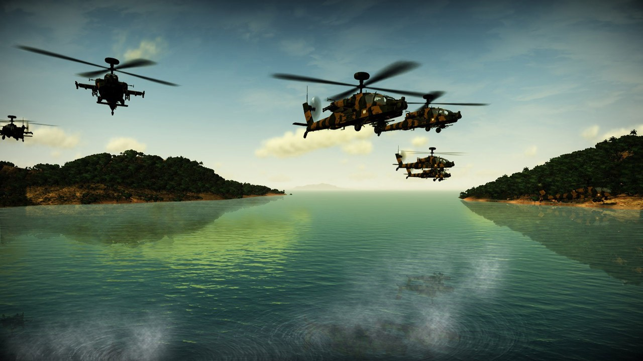 Apache: Air Assault - Le prime immagini