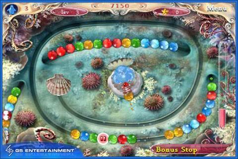 Aqua Pearls - Screenshots