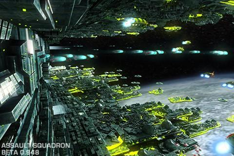 Assault Squadron - Screenshots