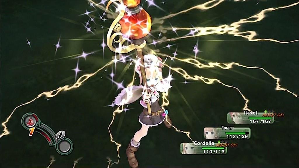 Atelier Rorona: Alchemist of Arland - Altri combattimenti
