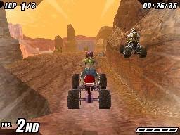 ATV Wild Ride - Acrobazie!