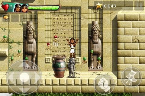 Babylonian Twins - Immagini del gameplay