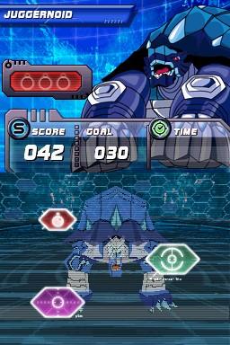 Bakugan: Battle Trainer - Screenshots