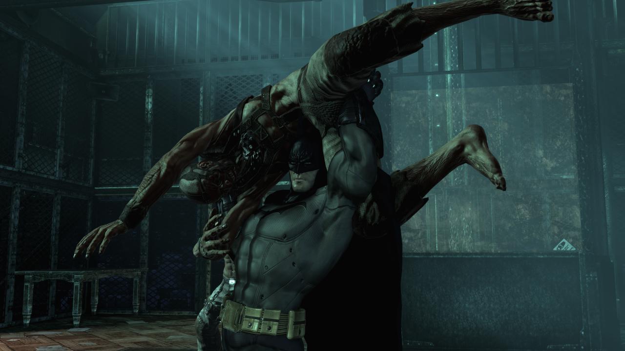 Batman: Arkham Asylum - La notte a Gotham City