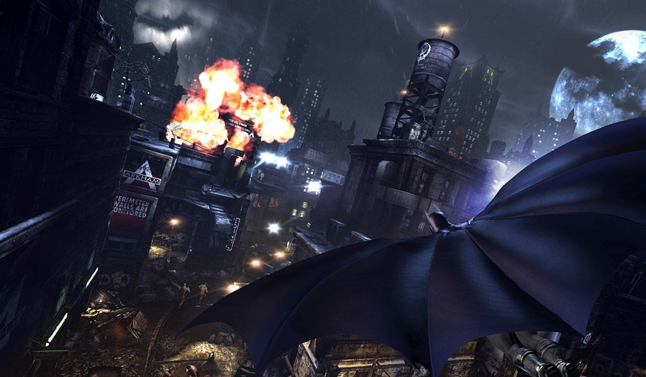 Batman: Arkham City - I nemici