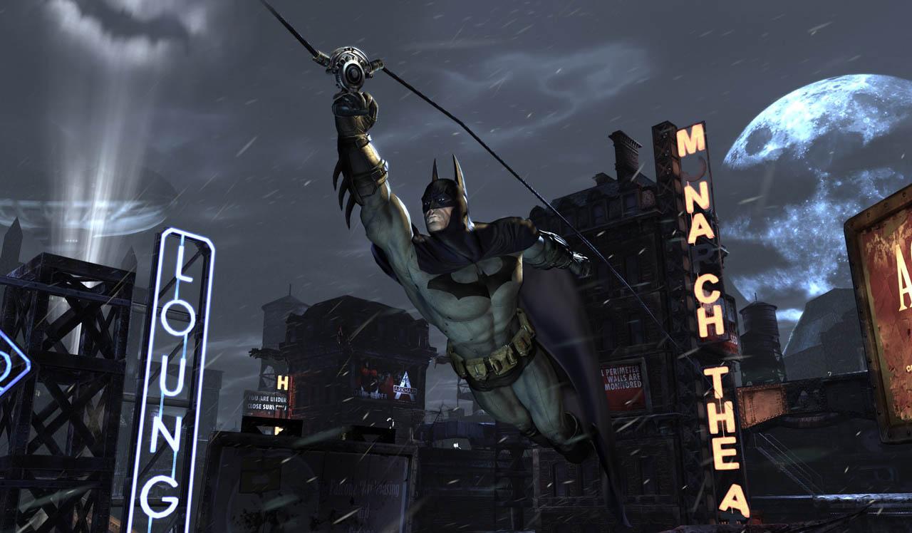 Batman: Arkham City - La città buia