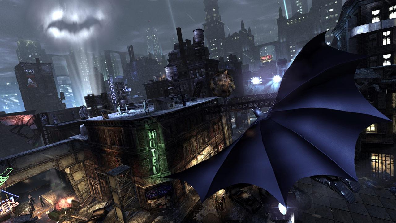 Batman: Arkham City - Le immagini