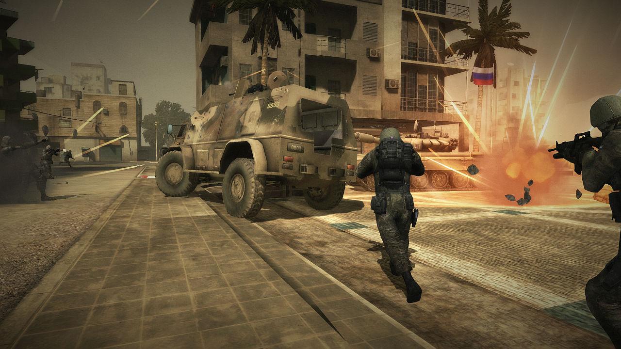 Battlefield Play4Free - Screenshots