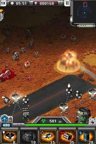 BioDefense: Zombie Outbreak - Screens