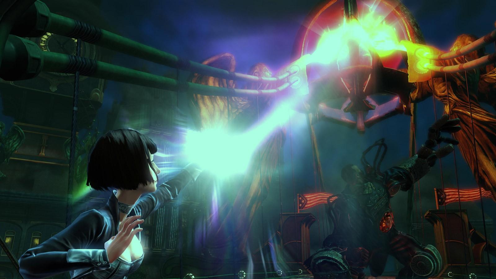 Bioshock Infinite - In game