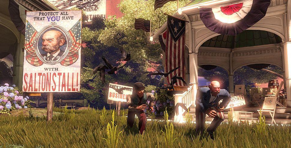 Bioshock Infinite - Screenshots