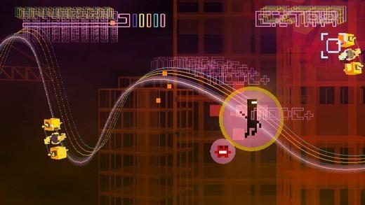 Bit Trip Fate - Qualche screenshot