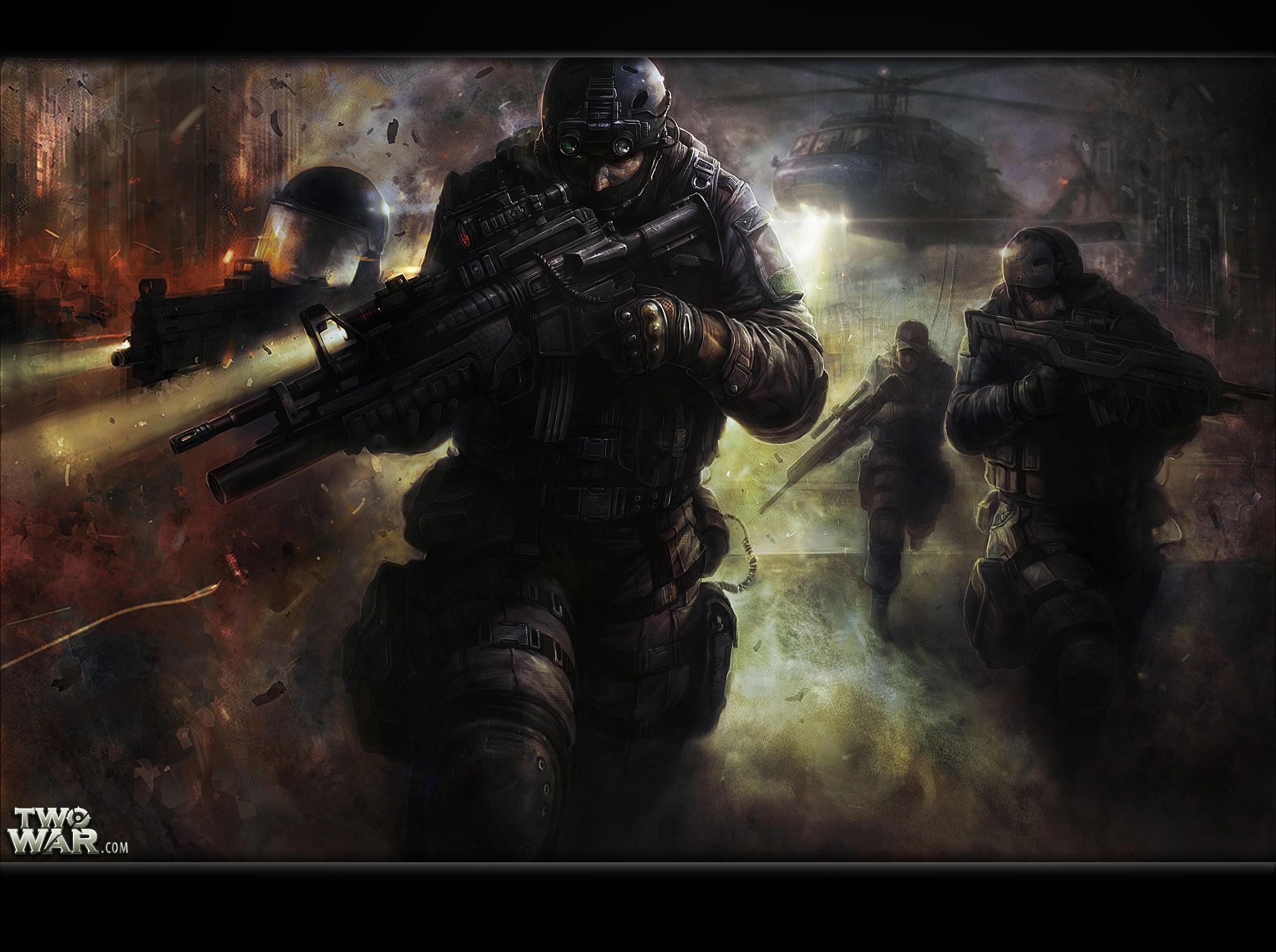 BlackShot - Armi e personaggi