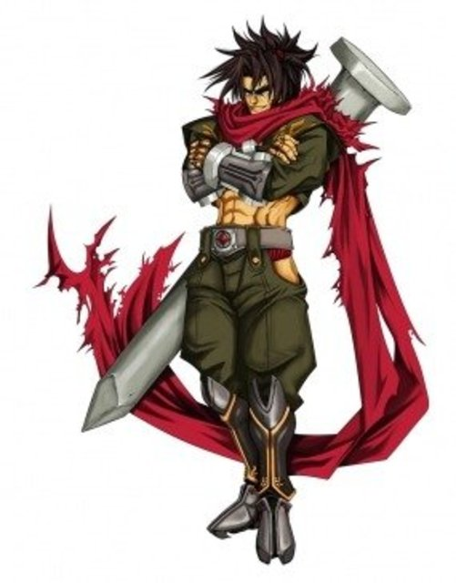 Blazblue: Calamity Trigger - I personaggi