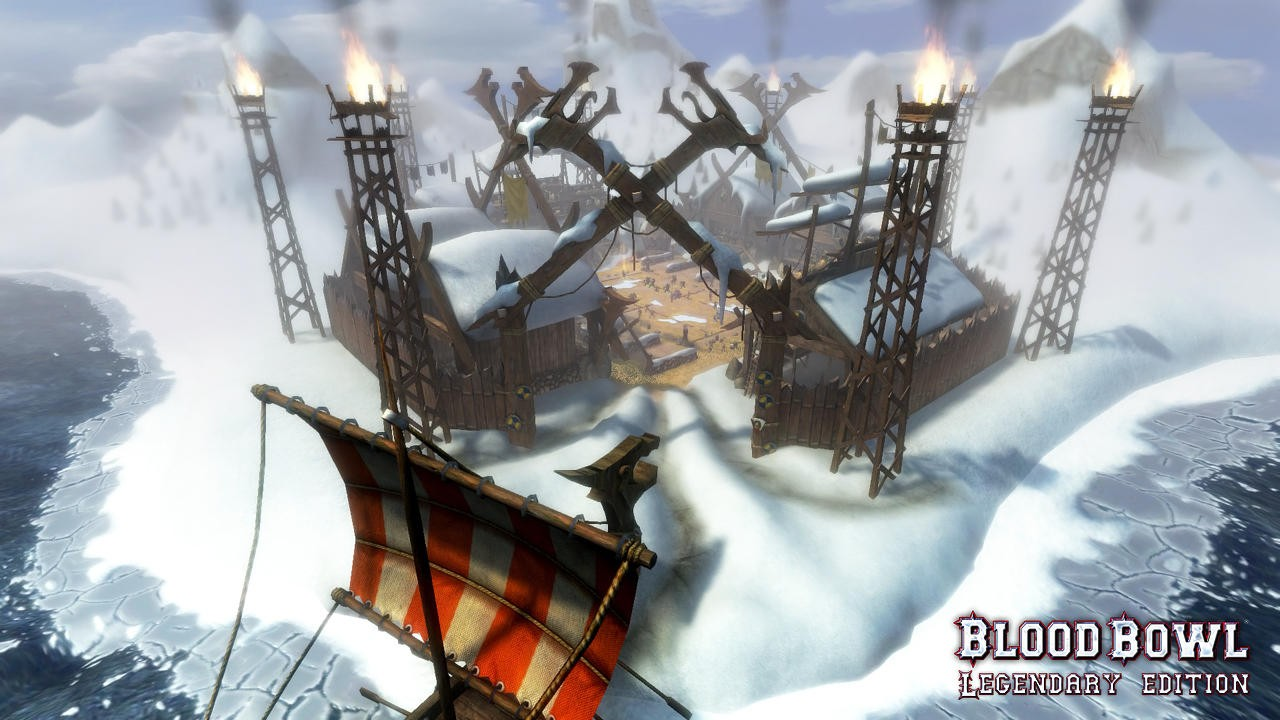 Blood Bowl - Immagini da leggenda