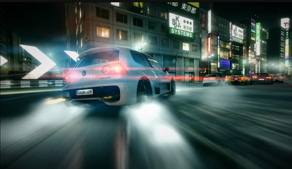 Blur - Auto a folle velocità