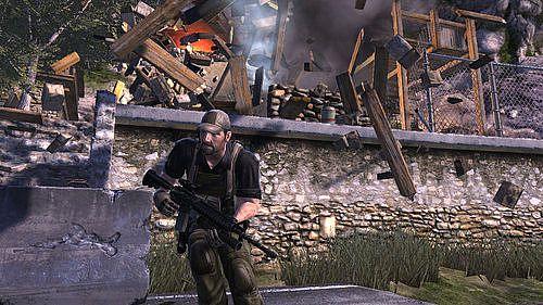 Breach - Screenshots