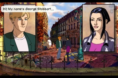 Broken Sword: Director's Cut - Screen iPhone