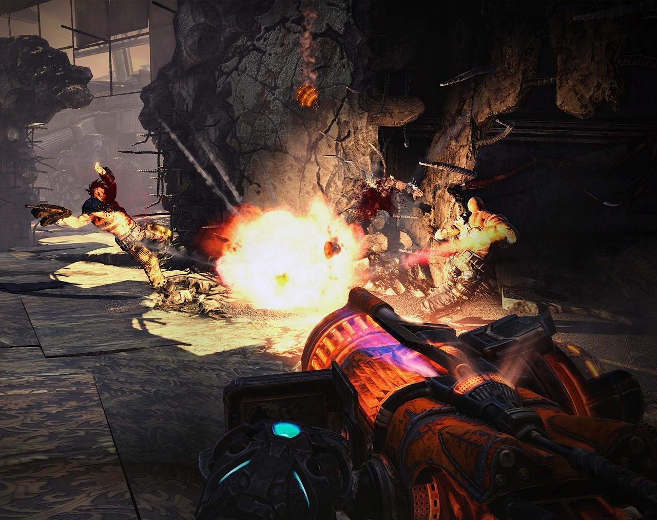 Bulletstorm - Screenshots dal TGS 2010