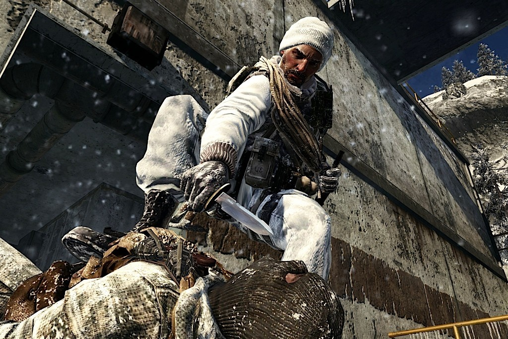 Call of Duty: Black Ops - In game