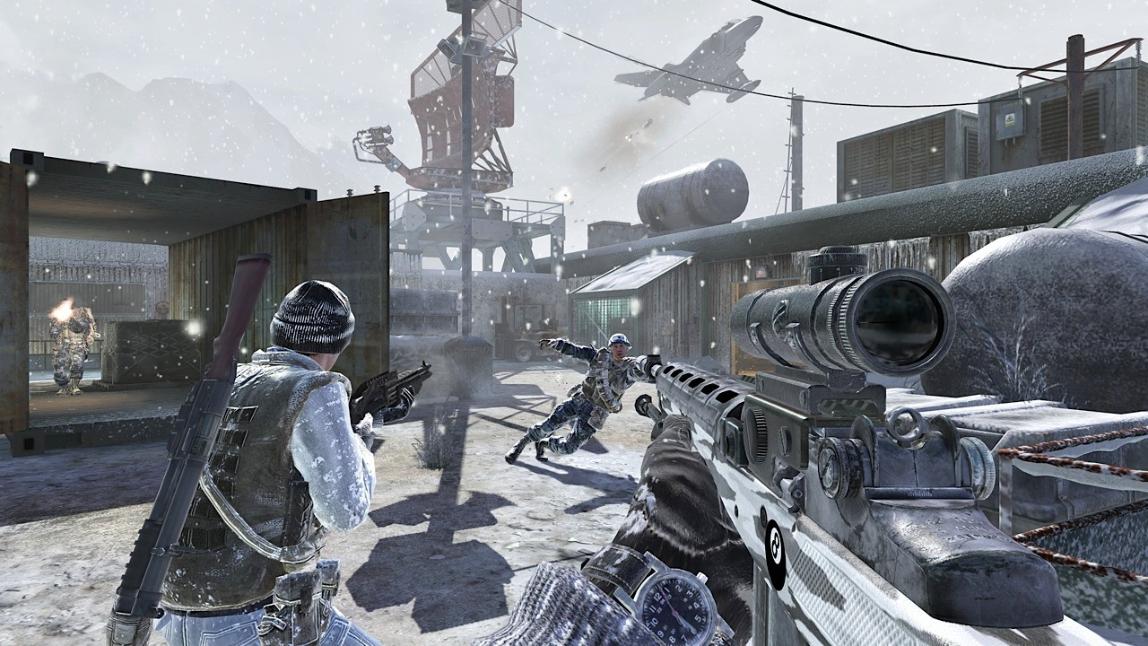 Call of Duty: Black Ops - Multiplayer Screenshots