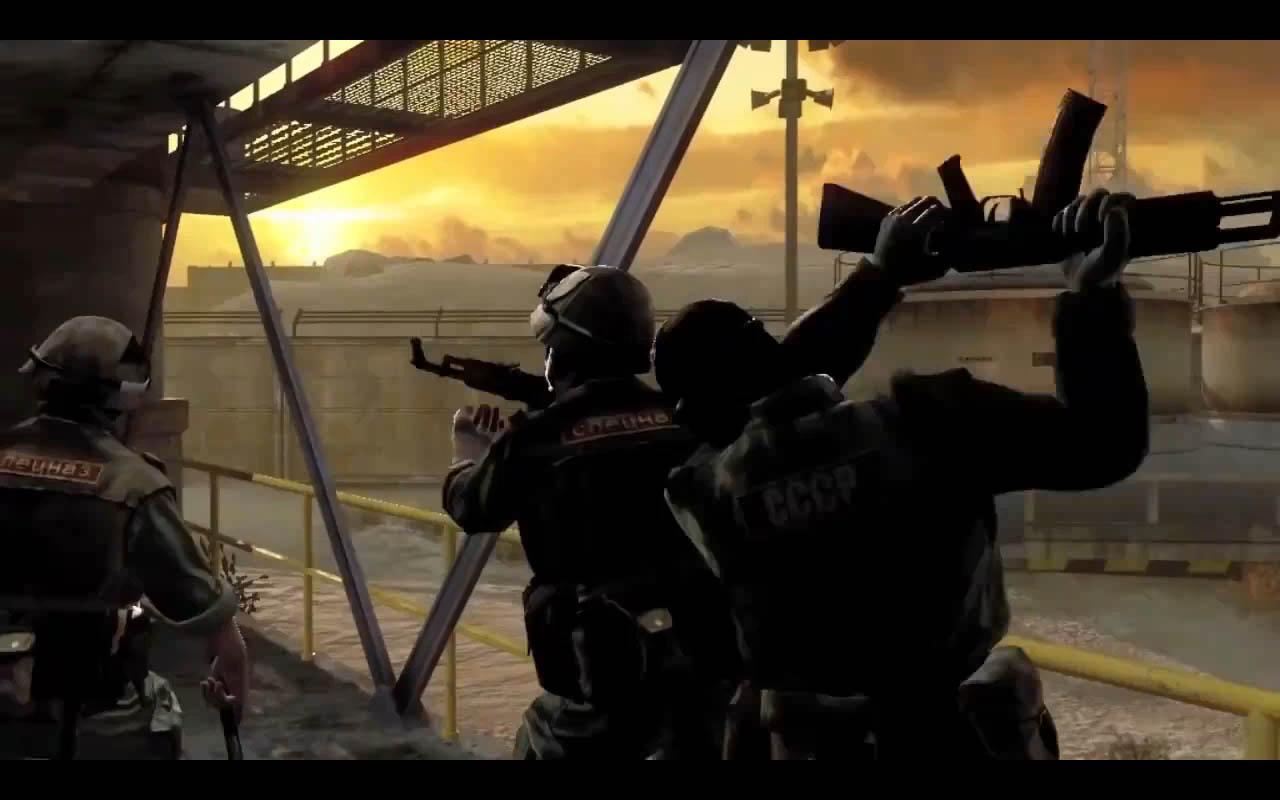 Call of Duty: Black Ops - Screenshots in game
