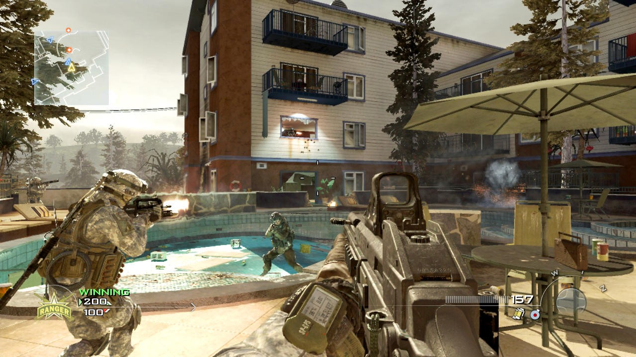 Call of Duty: Modern Warfare 2 - DLC Screenshots