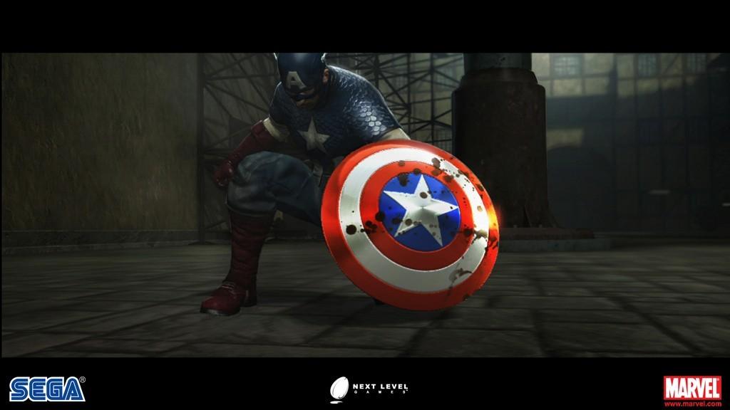Captain America: Super Soldier - Prime immagini