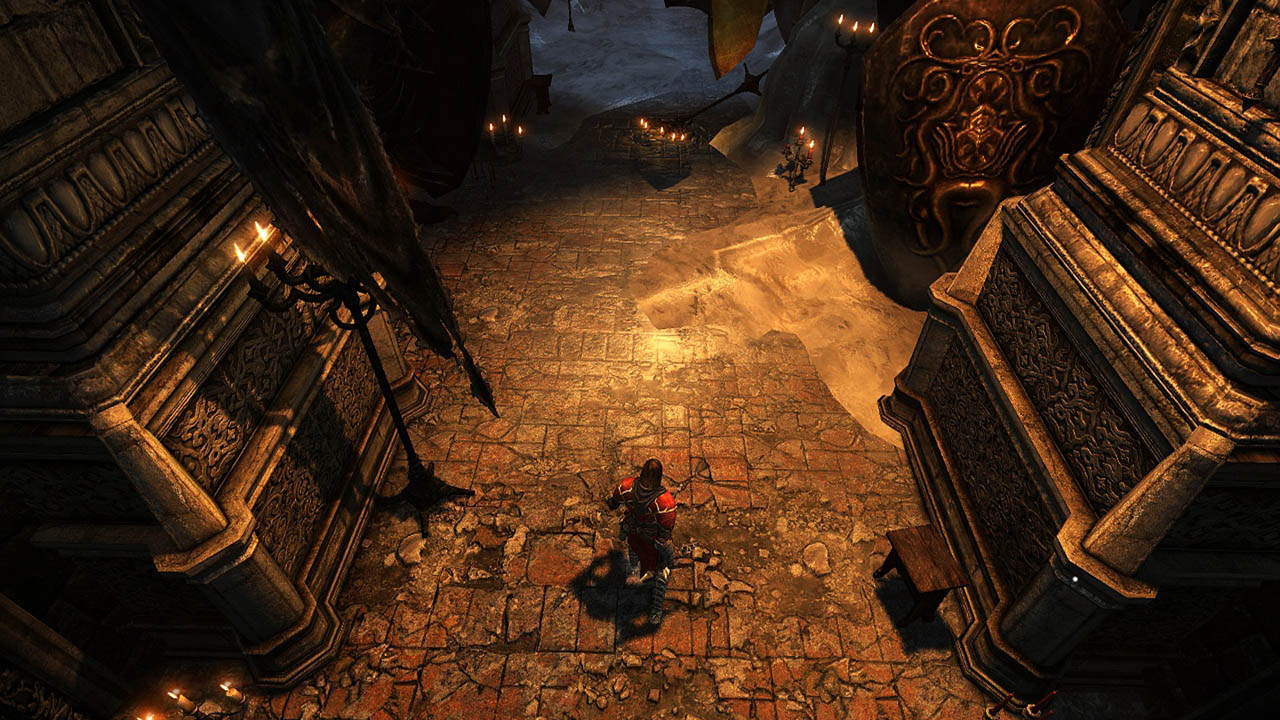 Castlevania: Lords of Shadow - Immagini di Gabriel