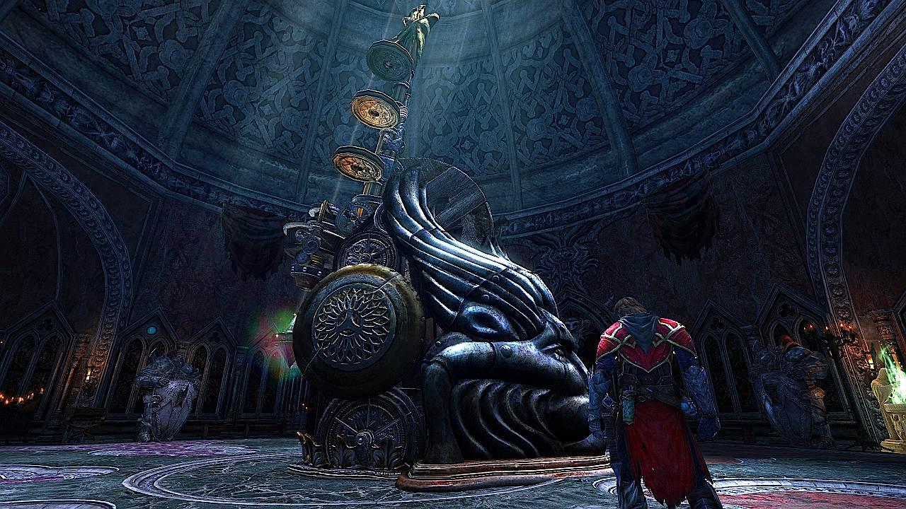 Castlevania: Lords of Shadow - Screenshots TGS 2010