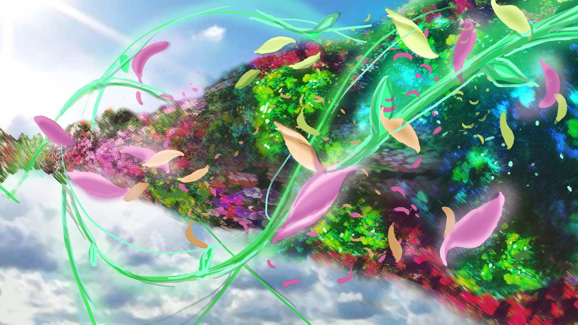 Child of Eden - Screenshots TGS 2010