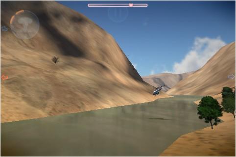 Chopper 2 - Immagini del gameplay