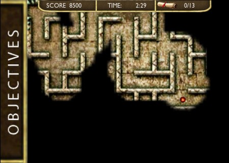 Chronicles of Mistery: Curse of the Ancient Temple - iPhone