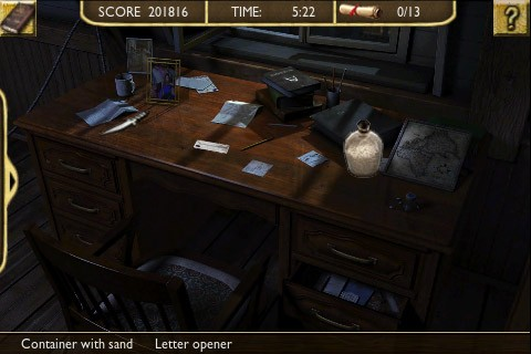 Chronicles of Mistery: Curse of the Ancient Temple - Screens