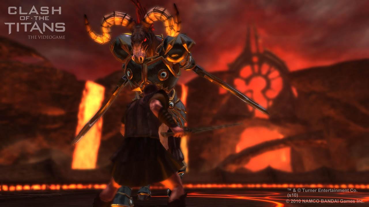Clash of the Titans - Altri screenshots