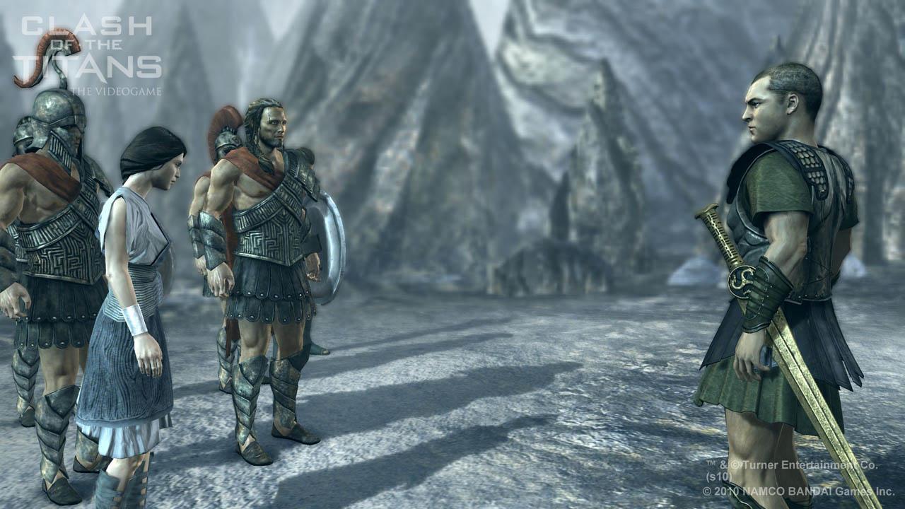 Clash of the Titans - Screenshots per il PC