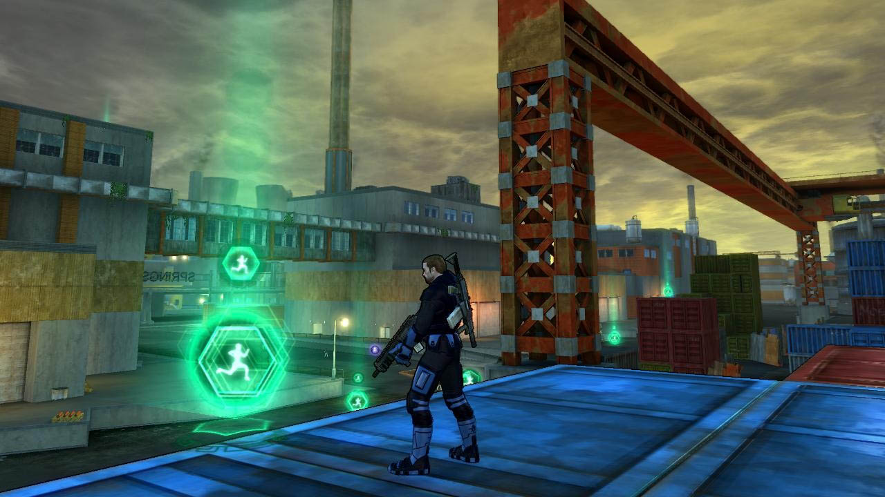 Crackdown 2 - Immagini in game