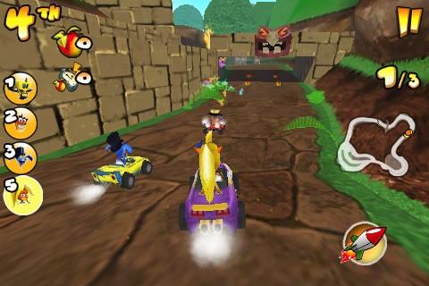 Crash Bandicoot Nitro Kart 2 - In-game