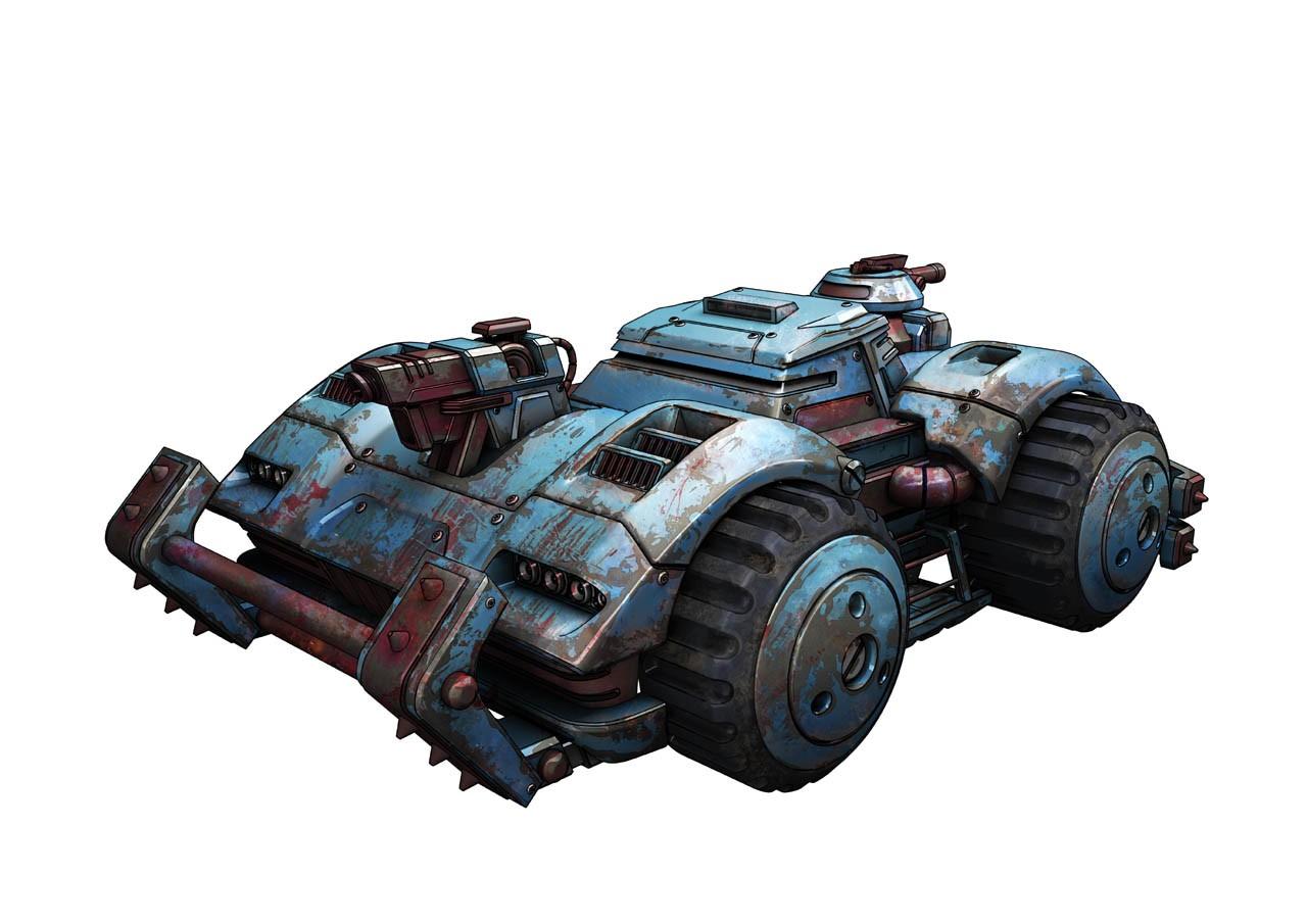 Crasher - Ambienti e vetture