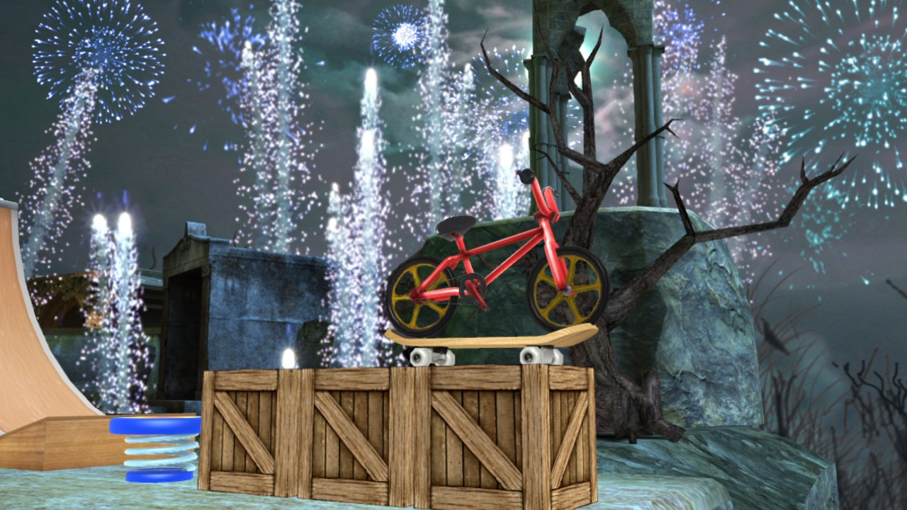 Create - bike