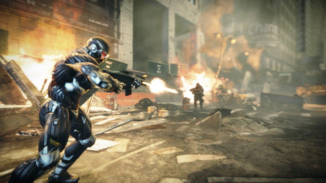 Crysis 2 - Altre immagini