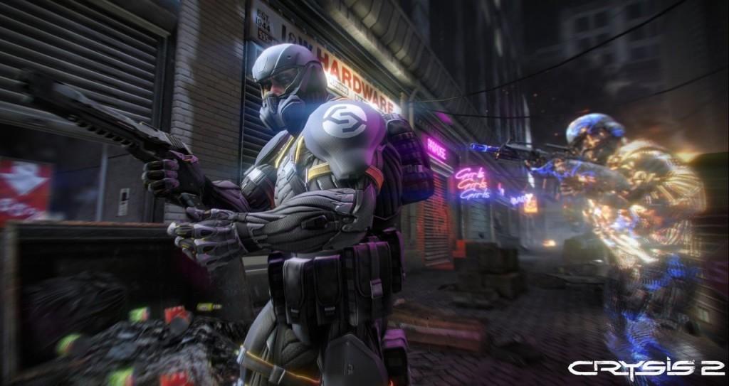Crysis 2 - Ancora screenshots dal gameplay