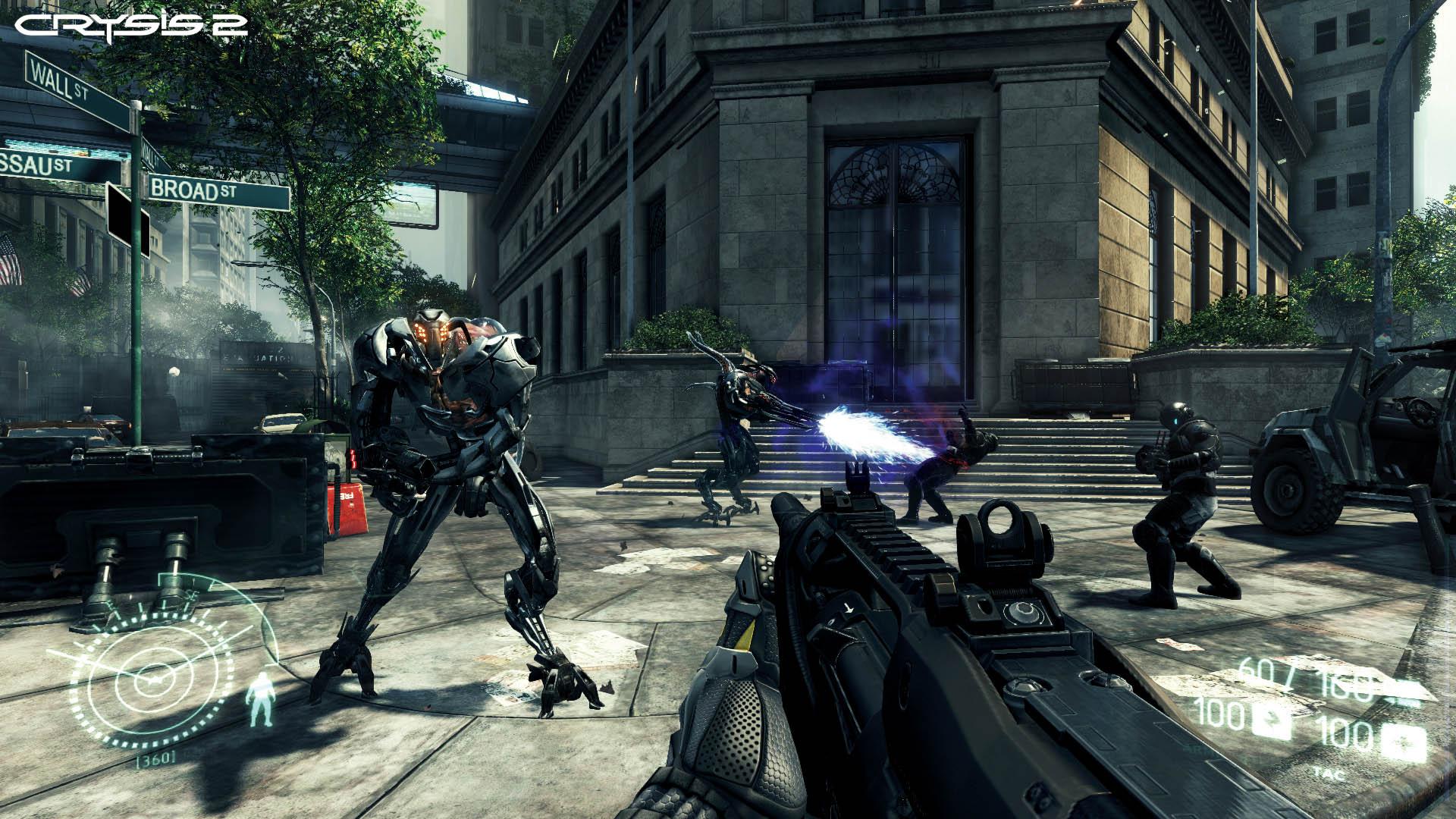 Crysis 2 - Gameplay Screenshots