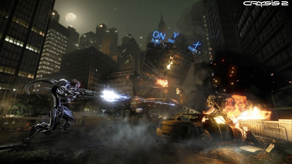 Crysis 2 - New York di notte