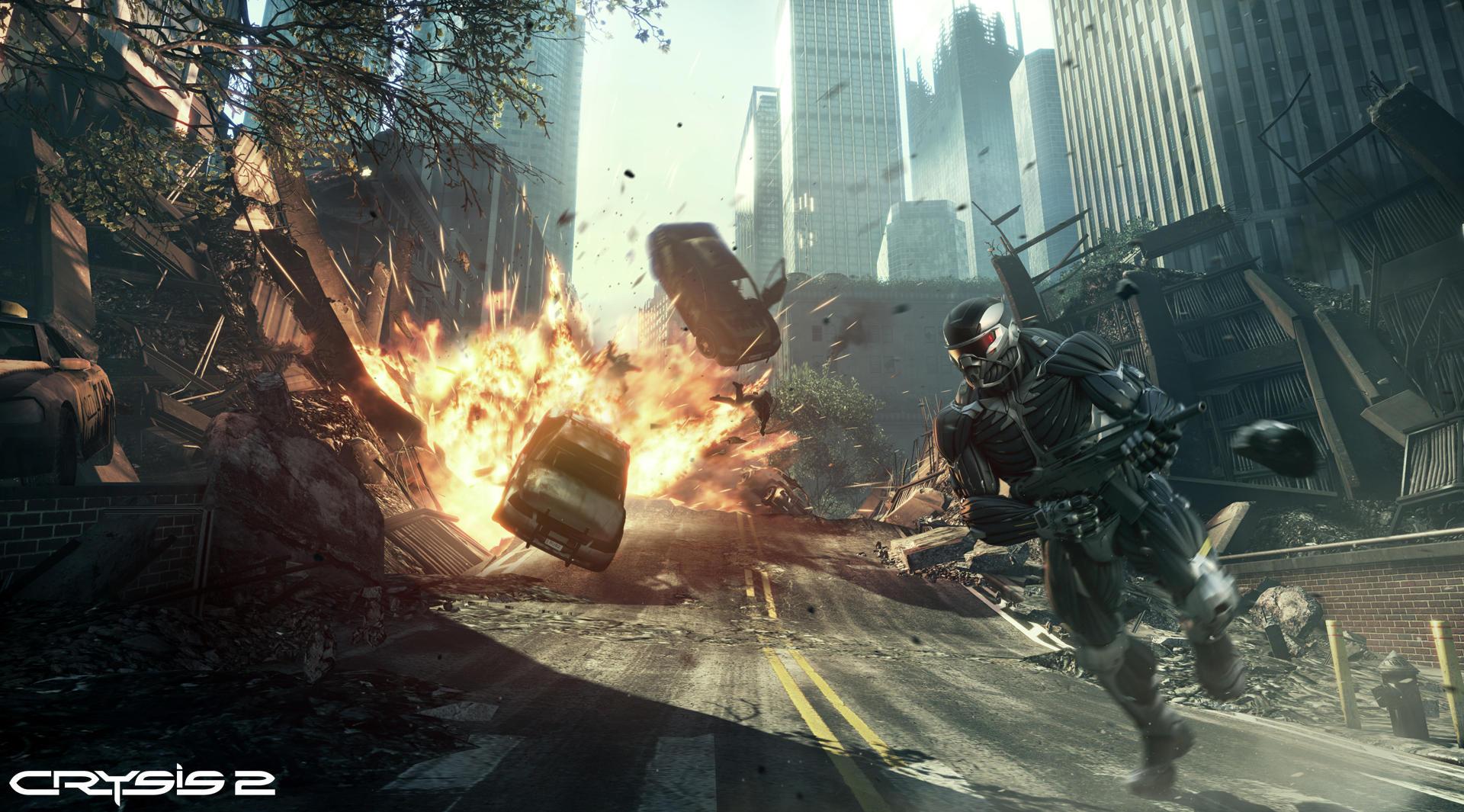 Crysis 2 - Screenshots
