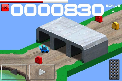 Cubed Rally Racer - Screenshots
